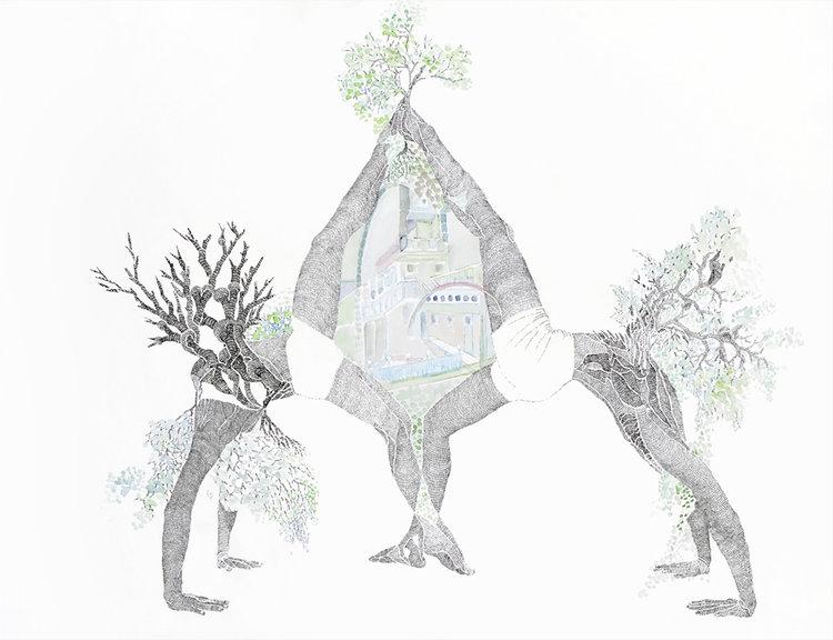 יעל בלבן, עיר עץ היוגה