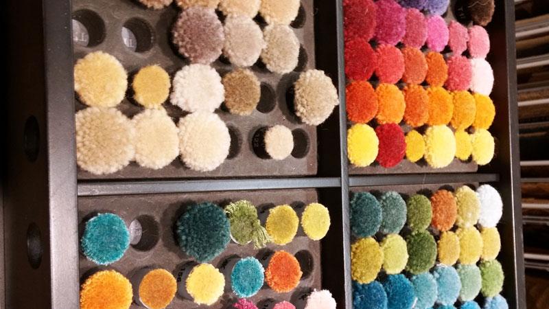 Kravet תגליות חמות בלוס אנ׳לס: שטיחים מוצעים למכירה בחנות