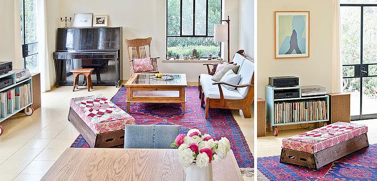 השטיח המעוטר מתייחס להיסטוריה, לתרבות, לפולקלור, לטרנדים ולרעיונות חובקי עולם